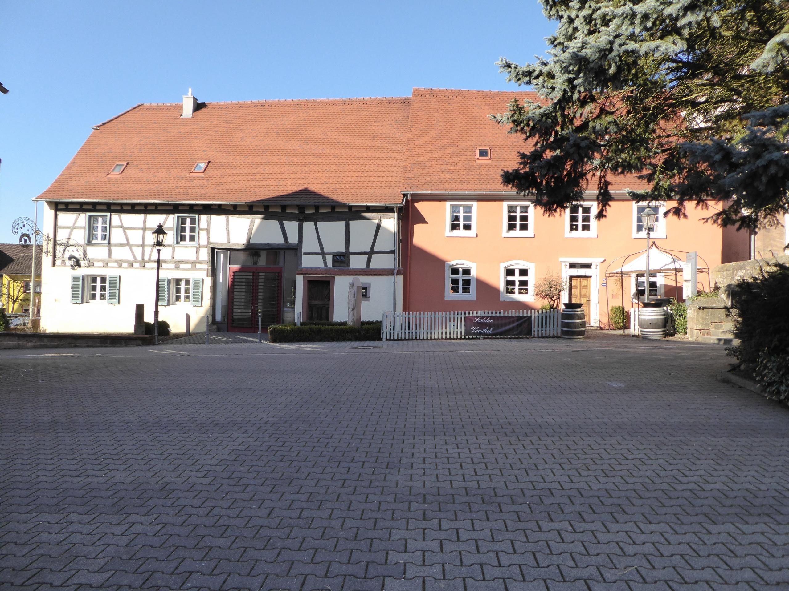 Kulturhaus Kübelberg 1