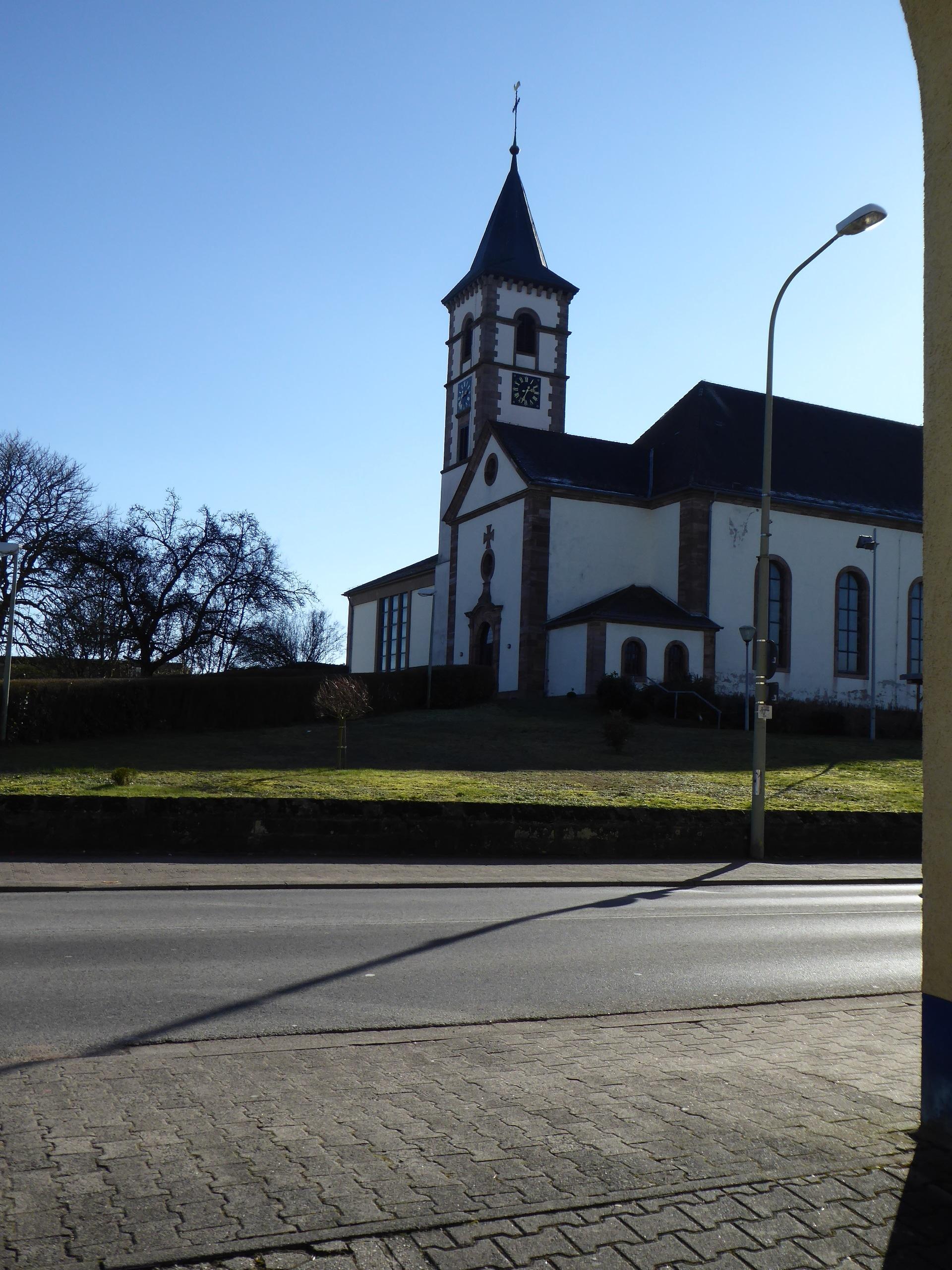 Kirche Kübelberg
