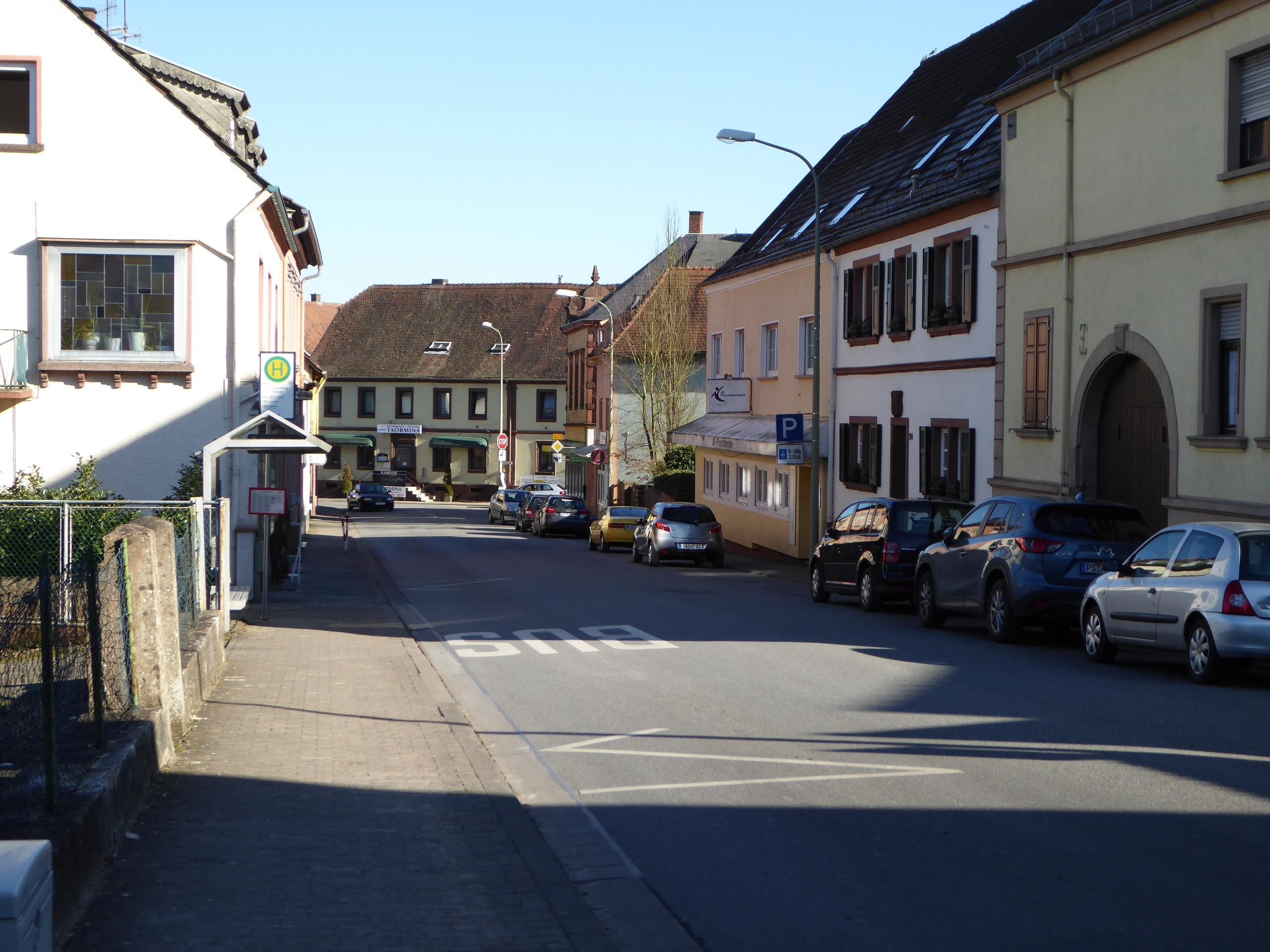 Ortsmitte Schönenberg