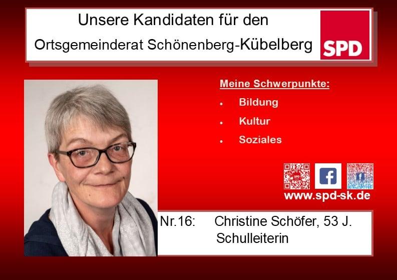 Christine Schöfer