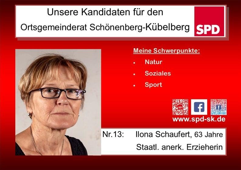 Ilona Schaufert
