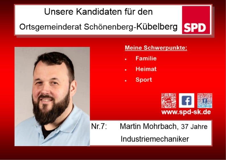Martin Mohrbach