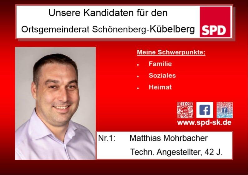 Matthias Mohrbacher