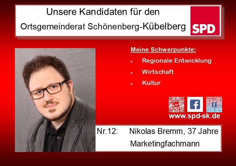 Nikolas Bremm