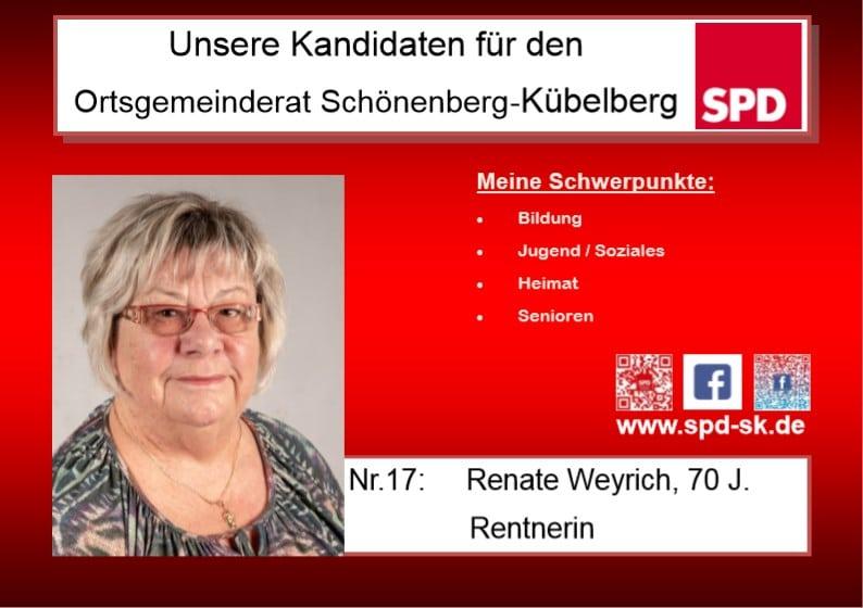 Renate Weyrich