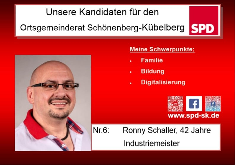 Ronny Schaller