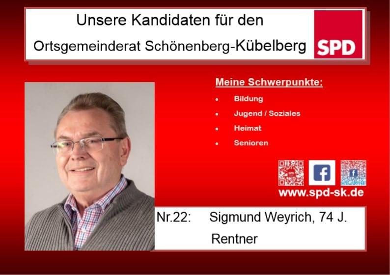 Sigmund Weyrich