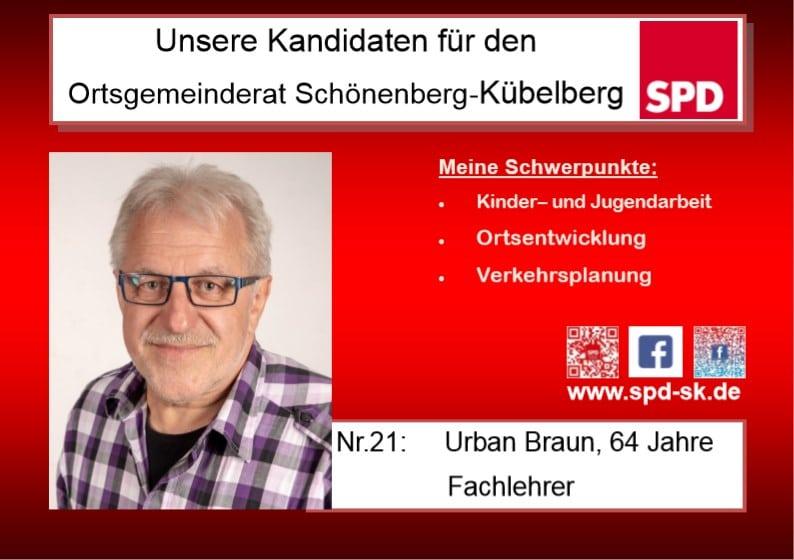 Urban Braun