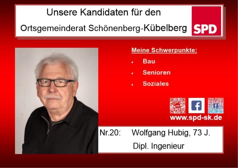 Wolfgang Hubig