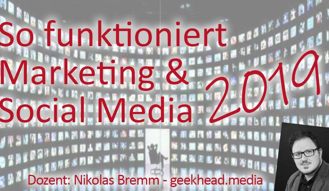 Wie funktioniert Internetmarketing und Social Media ?